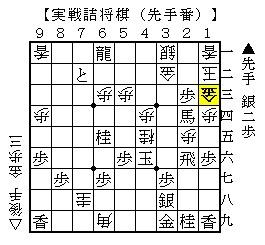 実戦詰将棋1