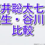 藤井聡太と羽生善治・谷川浩司九段を徹底比較!どれくらい凄いのか?