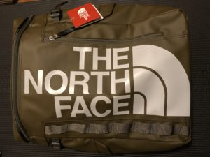 The north face「fuse boxⅡ」