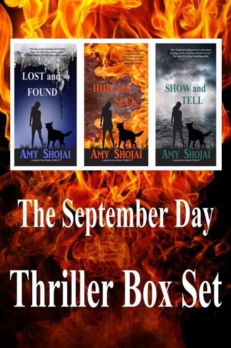 September Day Thriller Box Set