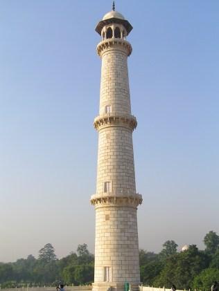 working minaret