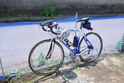 宇都宮市白沢 自転車