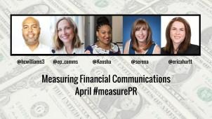 measuring financial communications
