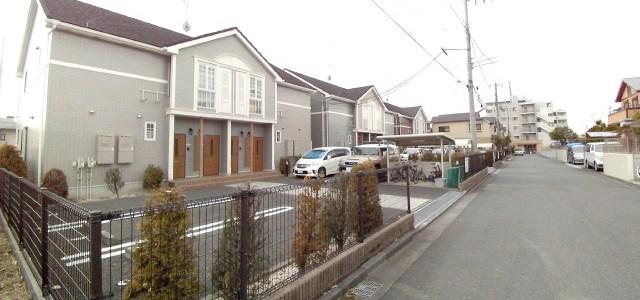 シャトーレ湘南 |藤沢市柄沢の賃貸アパート