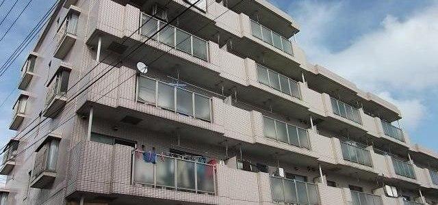 緑ヶ丘パレス|藤沢市大鋸の賃貸マンション