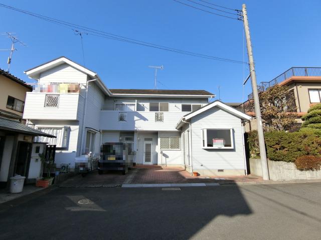 柄沢テラスハウス|藤沢市並木台1丁目の賃貸テラスハウス