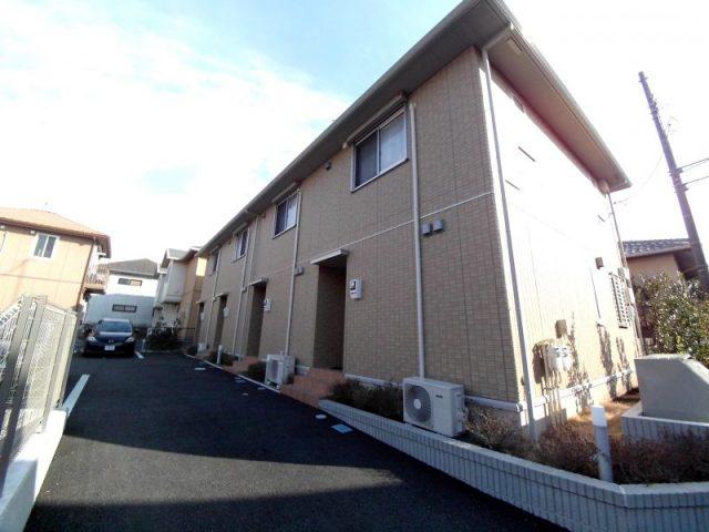 グラン・ジュテ|藤沢市村岡東の賃貸テラスハウス