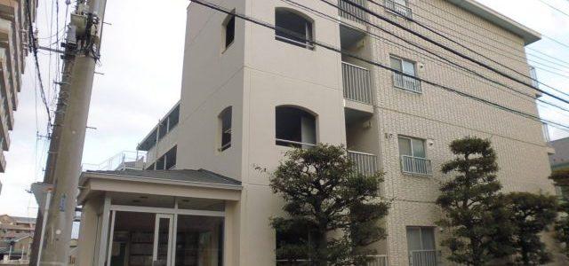 若尾山ハイツ|藤沢市朝日町の賃貸マンション