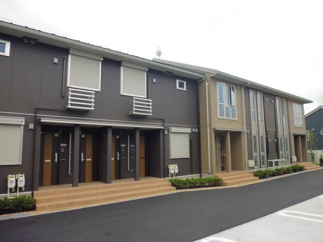 エクセルパークⅡ 藤沢市柄沢の賃貸アパート