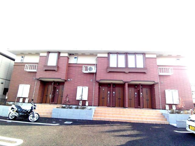 シンビオーシェ 藤沢市村岡東2丁目の賃貸アパート
