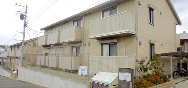 サンライズ柄沢|藤沢市柄沢1丁目の賃貸アパート