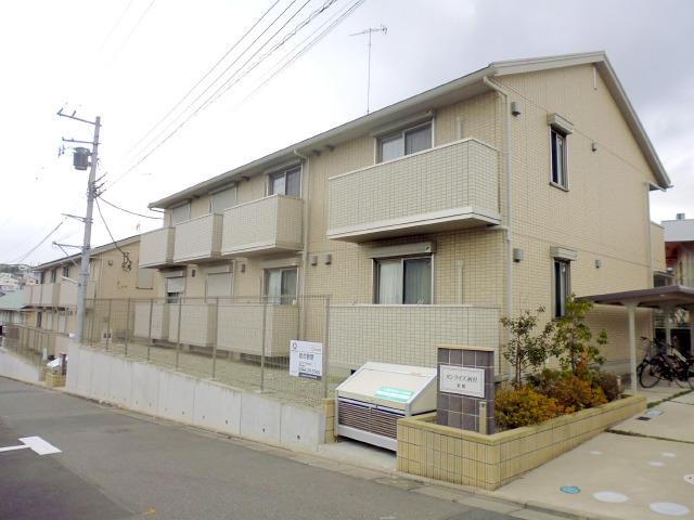 サンライズ柄沢東館|藤沢市柄沢の賃貸アパート