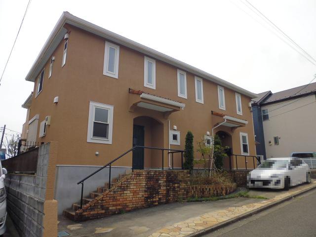 コーラルテラス|藤沢市高谷の賃貸テラスハウス