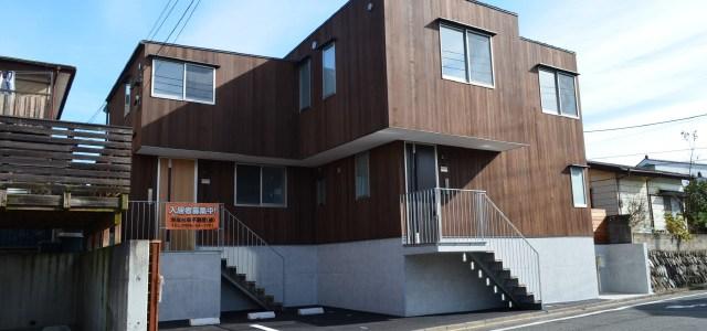 ハナミズキI棟 藤沢市弥勒寺3丁目の賃貸テラスハウス