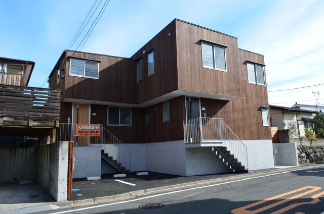 ハナミズキI棟|藤沢市弥勒寺3丁目の賃貸テラスハウス