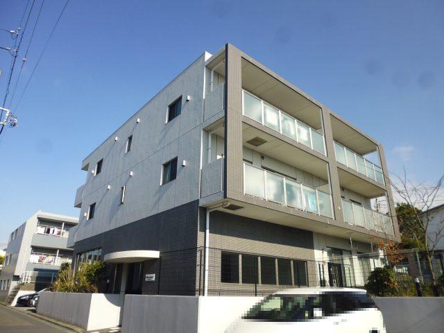 ヴィラボンヌール|藤沢市弥勒寺3丁目の賃貸マンション