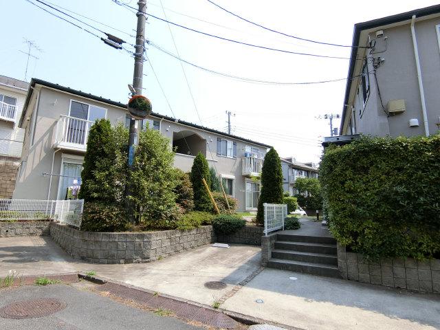 コンフォートガーデン高谷A棟|藤沢市高谷の賃貸アパート