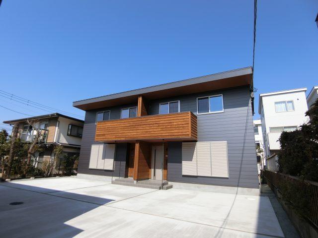 ハナミズキK棟|藤沢市弥勒寺2丁目の賃貸テラスハウス