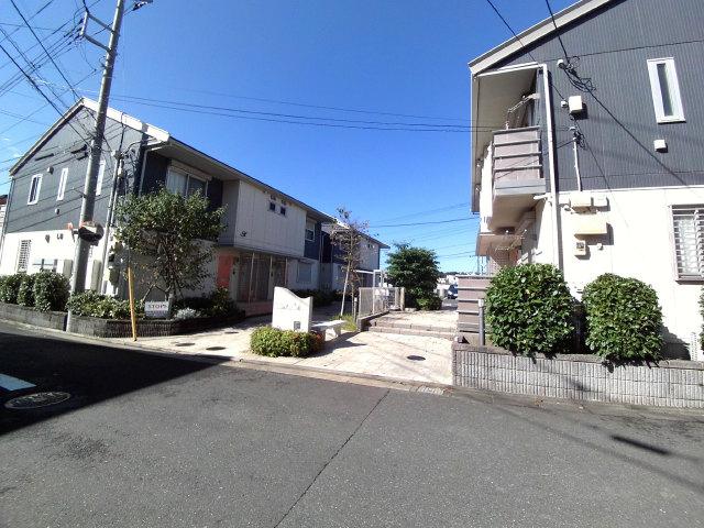 エクセルパーク|藤沢市柄沢1丁目の賃貸アパート