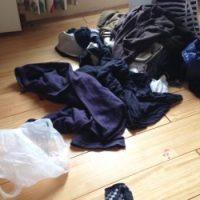 高校生男子の汚部屋、ビフォーアフターとその結果