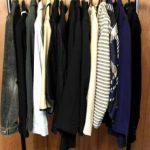 一度も着ていないユニクロのジャケットを断捨離、50代主婦アウターのミニマム化のススメ