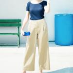 【50代ファッション〜夏のワードローブ、マンネリ脱出の鍵】