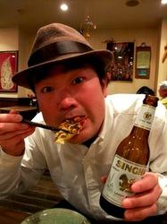 ゲンキョウワン@藤沢駅南口:ソフトシェルクラブが絶品タイ料理
