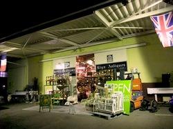 キヤアンティークス@藤沢石川:ヨーロッパのアンティーク家具大集合