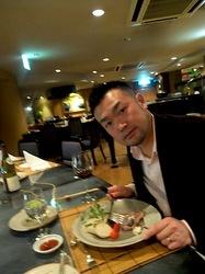 鉄板グリル鎌倉山@藤沢:ステーキ&フォアグラ鉄板焼きディナー