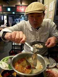 湘南火鍋房@藤沢駅南口:火鍋と一皿500〜800円の台湾&中華料理