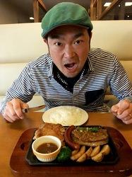 ココス @腰越:江ノ島&海を見ながら1000円以下のハンバーグランチ
