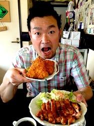楽縁@鎌倉小町通り:湘南豚の味噌漬け&湘南産アジフライ定食ランチ
