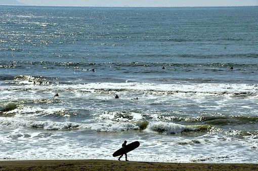 もうすぐ春の江ノ島