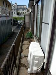 雑草対策の砂利敷きDIY[[