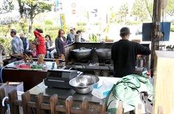 江ノ島の海鮮食べ歩き魚華