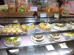藤沢市大庭のイタリアンマカロニ市場@湘南ライフタウンのケーキ&ドルチェ