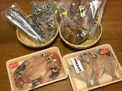 おじゃマップで紹介された鎌倉ひもの山安のお土産
