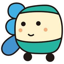 湘南・鎌倉エリアのゆるキャラ「えのん」