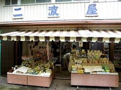 茨城県つくば市筑波山名物のガマの「陣中油」