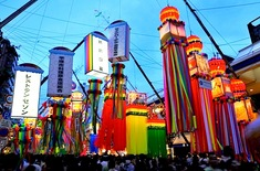 湘南・鎌倉の神輿や盆踊りなど夏祭りピックアップ2014年湘南ひらつか七夕まつり