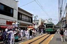 湘南・鎌倉の神輿や盆踊りなど夏祭りピックアップ2014年江の島天王祭