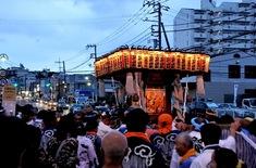 湘南・鎌倉の神輿や盆踊りなど夏祭りピックアップ2014年白旗神社まつり