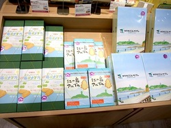 江ノ電の観光案内所藤沢駅2階の湘南FUJISAWAコンシェルジュ