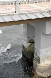 江ノ島弁天橋の事故と復旧