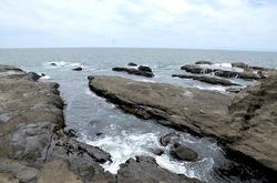 江ノ島のパワースポット江の島岩屋洞窟の亀石