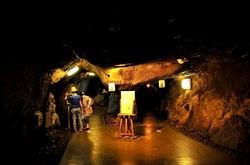 江ノ島のパワースポット江の島岩屋洞窟の第二岩屋