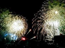 江の島花火大会2013の穴場観覧スポット