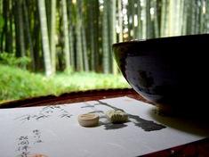 鎌倉の紅葉スポット報国寺(竹寺)の休耕庵