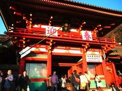 鶴岡八幡宮の初詣