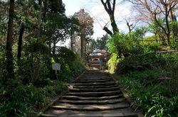 北鎌倉浄智寺の山門